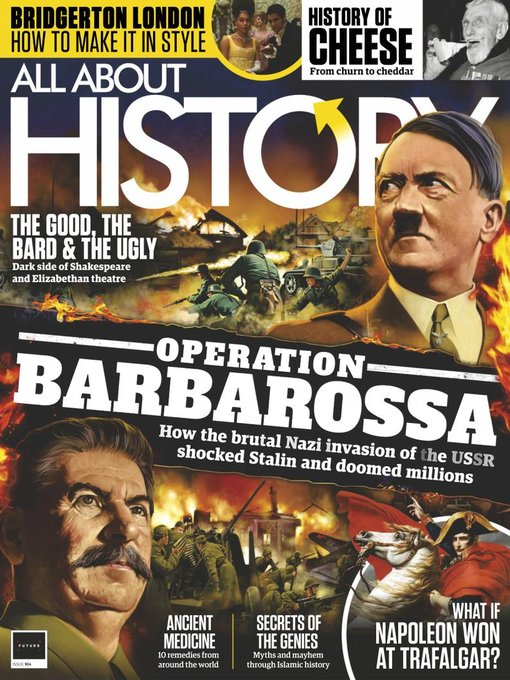 Title details for All About History by Future Publishing Ltd - Available