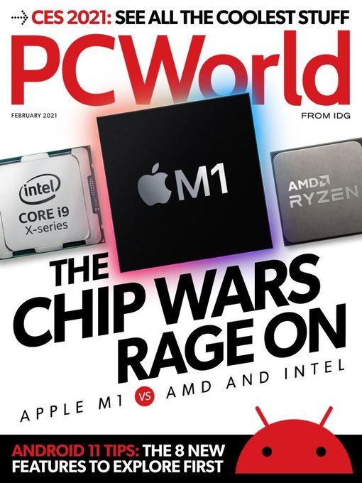 Title details for PCWorld by IDG - Available