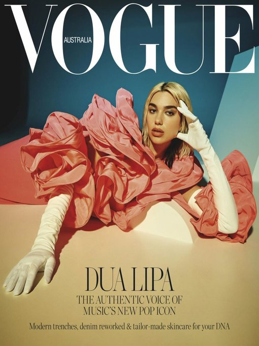 Title details for Vogue Australia by News Life Media Pty Limited - Available