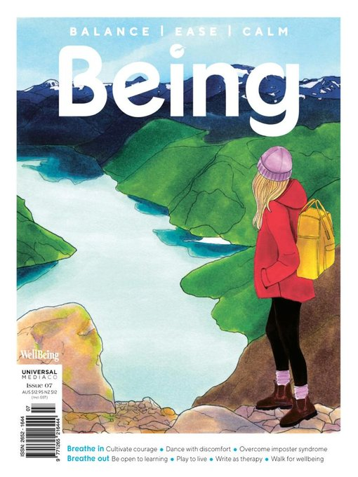 Title details for WellBeing Being by Universal Wellbeing PTY Limited - Available