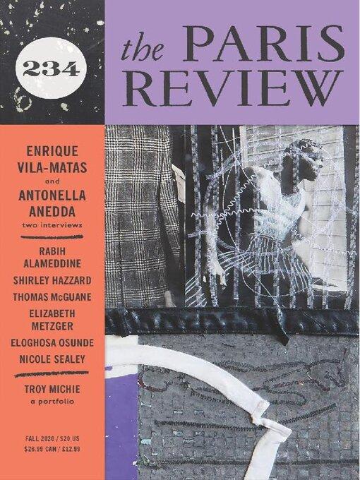 Title details for The Paris Review by The Paris Review Foundation, Inc. - Available