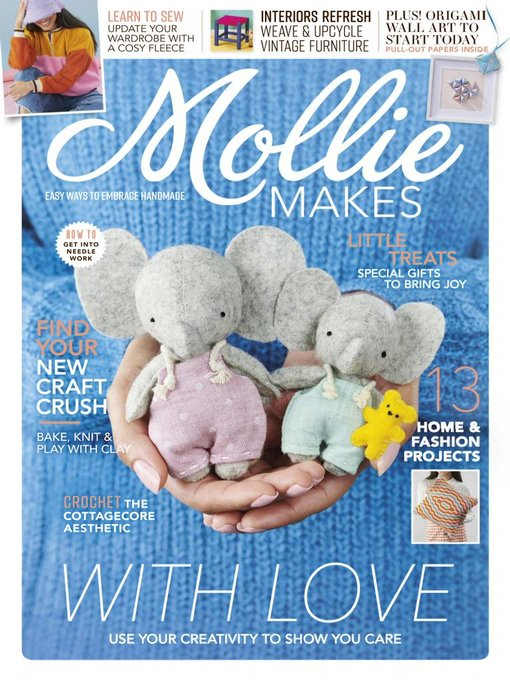Title details for Mollie Makes by Immediate Media Company London Limited - Available