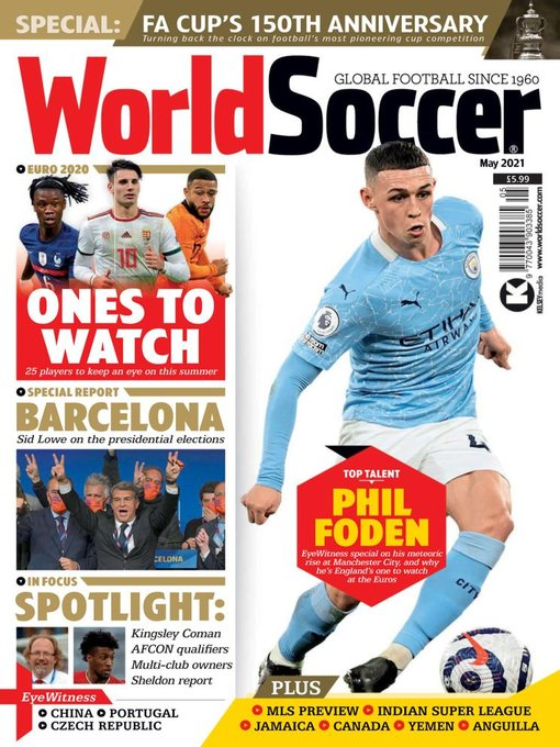 Title details for World Soccer by Kelsey Publishing Group - Available