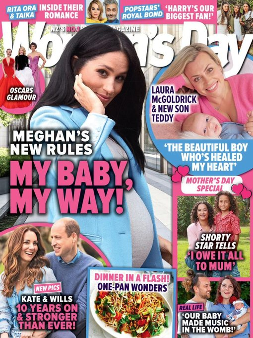 Title details for Woman's Day Magazine NZ by Are Media Pty Limited - Available