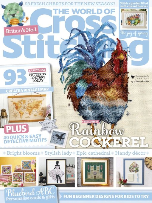 Title details for The World of Cross Stitching by Immediate Media Company London Limited - Available
