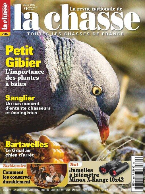 La revue nationale de la chasse