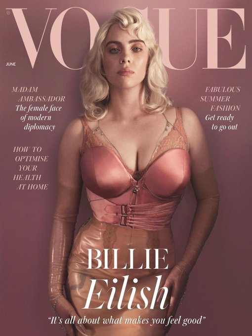Title details for British Vogue by Conde Nast Publications Ltd - Available