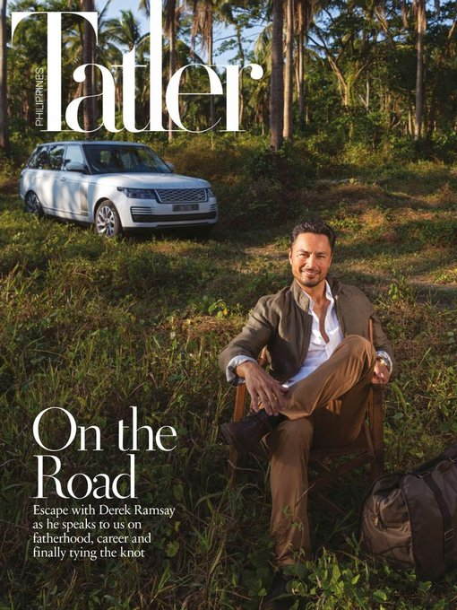 Title details for Tatler Philippines by Tatler Asia Limited - Available