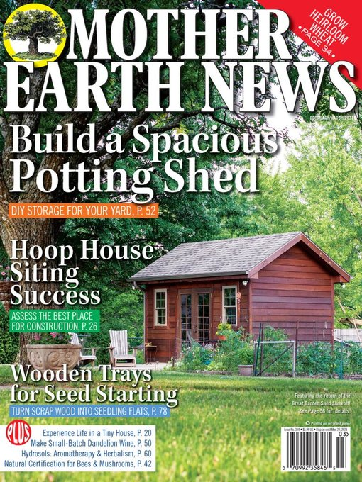 Title details for MOTHER EARTH NEWS by Ogden Publications, Inc. - Available