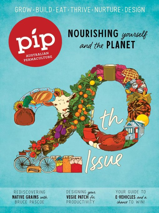 Title details for Pip Magazine by Pip Magazine - Available