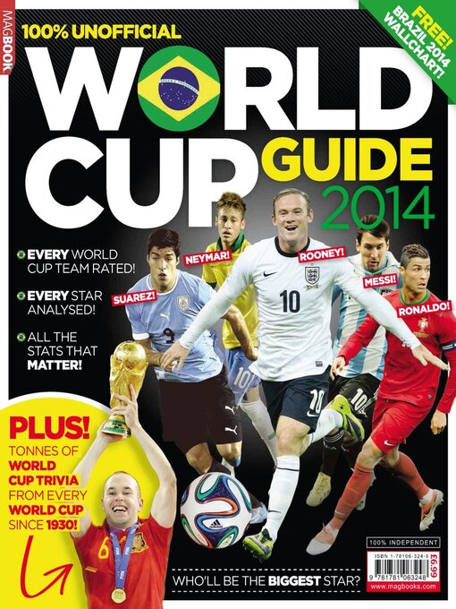 Title details for World Cup Guide 2014 by Dennis Publishing UK - Available