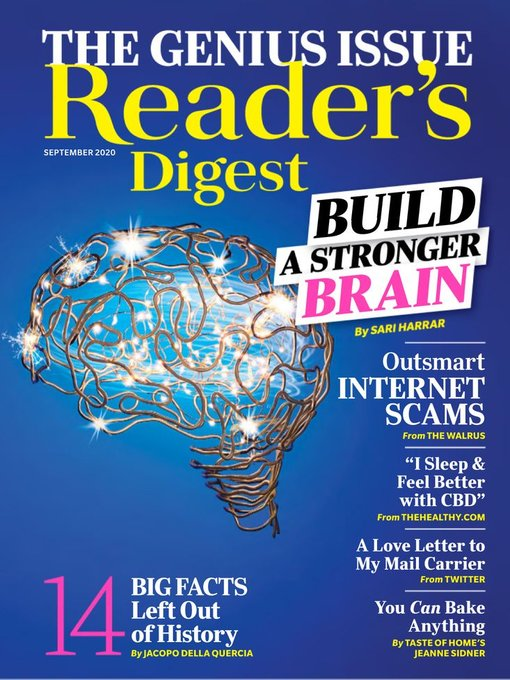 Title details for Reader's Digest by Trusted Media Brands Inc. - Available
