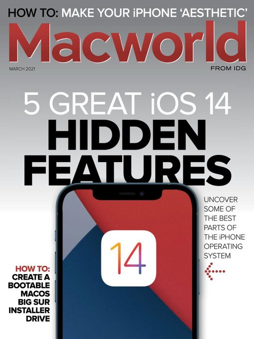 Title details for Macworld by IDG - Available