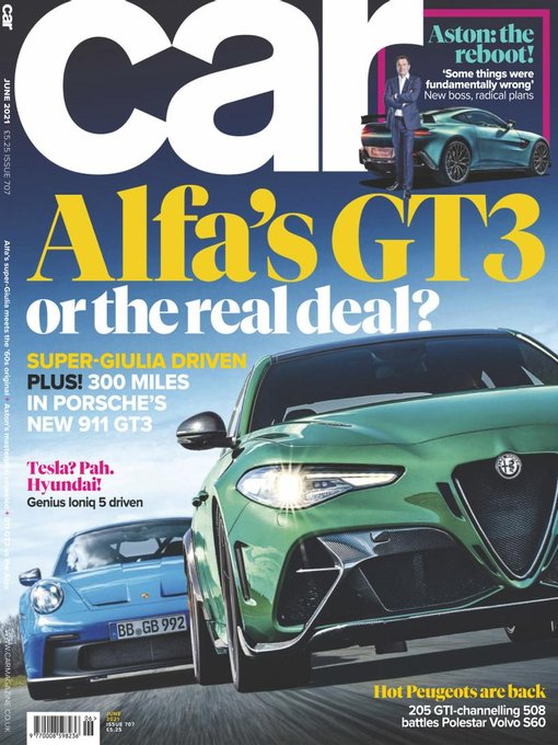 Title details for CAR UK by H BAUER PUBLISHING LIMITED - Available