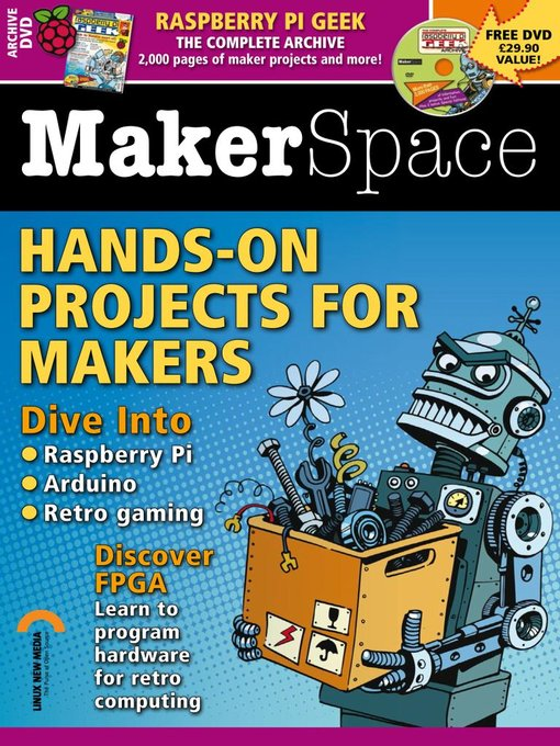 Title details for MakerSpace by Linux New Media - Available