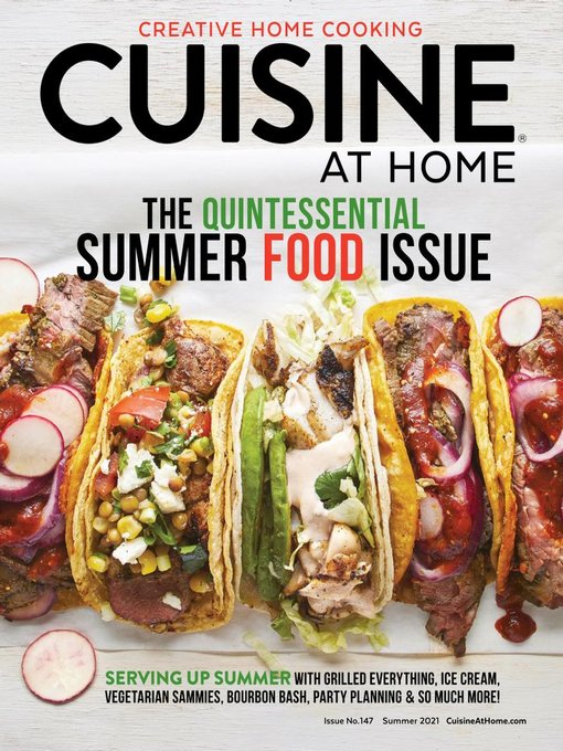 Title details for Cuisine at home by Active Interest Media - Available