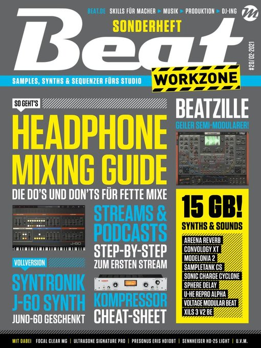 Title details for Beat Workzone German by falkemedia GmbH & Co. KG. - Available