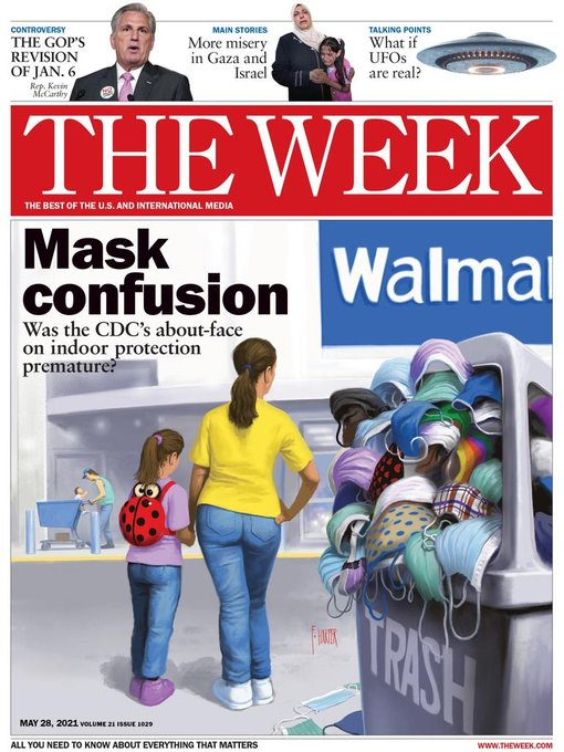 Title details for The Week Magazine by The Week Publications, Inc. - Available
