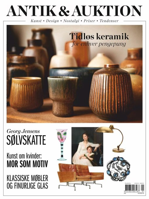 Antik & auktion denmark
