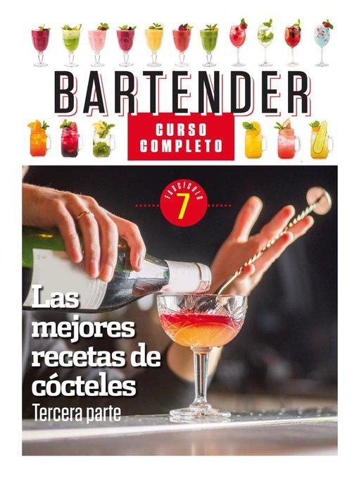 Title details for Curso de Bartender by Media Contenidos - Available