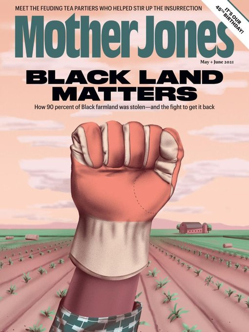 Title details for Mother Jones by Foundation For National Progress - Available