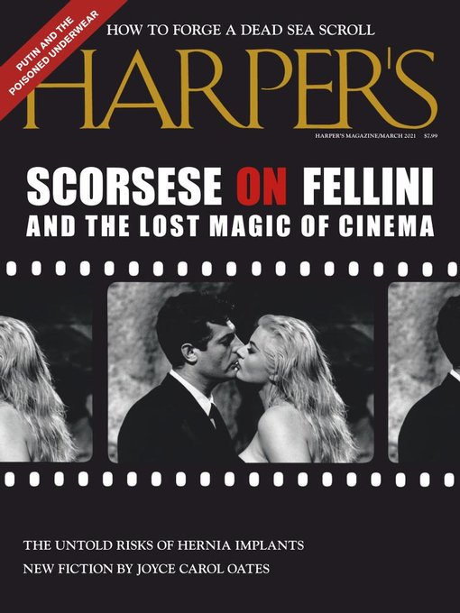 Title details for Harper's Magazine by Harper's Magazine Foundation - Available