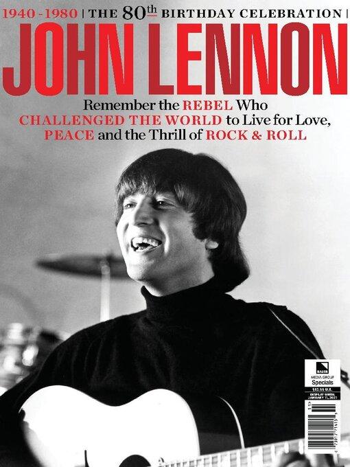 Title details for John Lennon by Heinrich Bauer Publishing, L. P. - Available