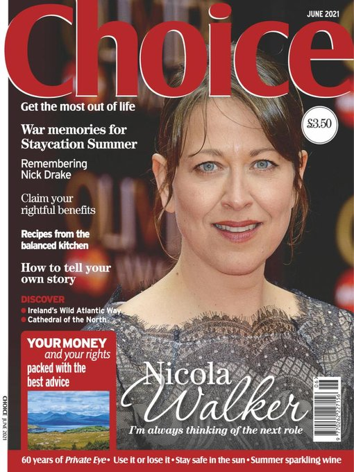 Title details for Choice by Warners Group Publications Plc - Available