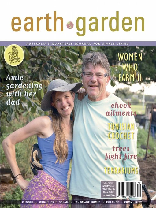 Title details for Earth Garden by Earth Garden Pty Ltd - Available