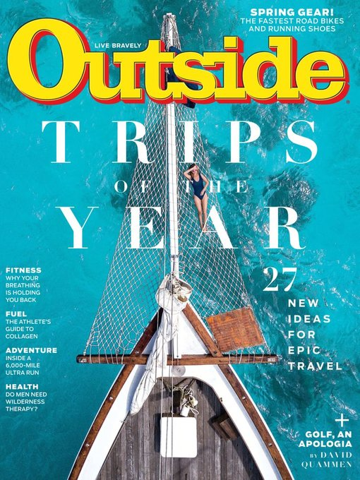 Title details for Outside by Mariah Media - Available
