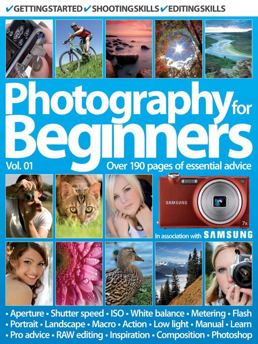 Title details for Photography For Beginners Vol 1 by Future Publishing Ltd - Available