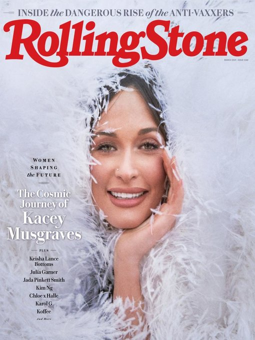Title details for Rolling Stone by Wenner Media - Available