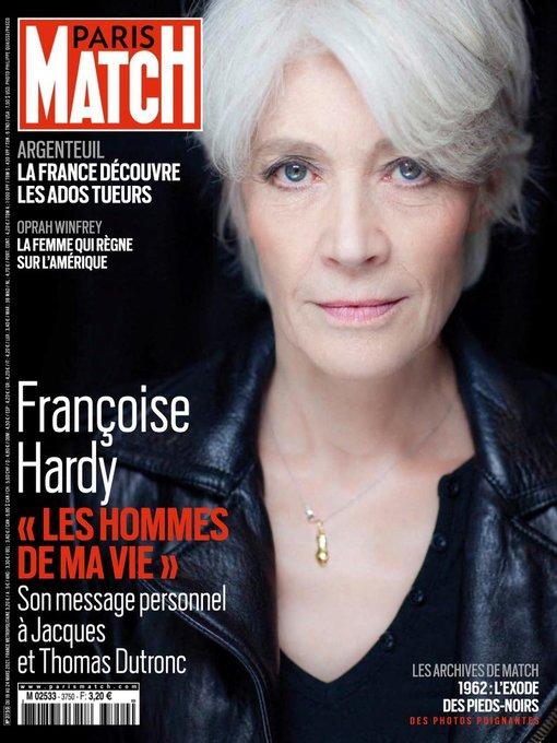 Title details for Paris Match by Lagardere Media News - Available