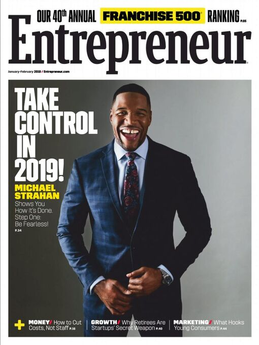 Title details for Entrepreneur Magazine by Entrepreneur Media Inc. - Available