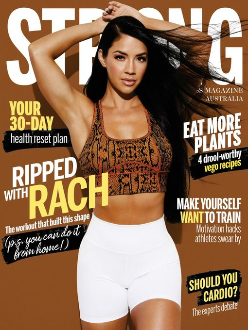 Title details for Strong Fitness Magazine Australia by STRONG Fitness Australia Pty Ltd - Available