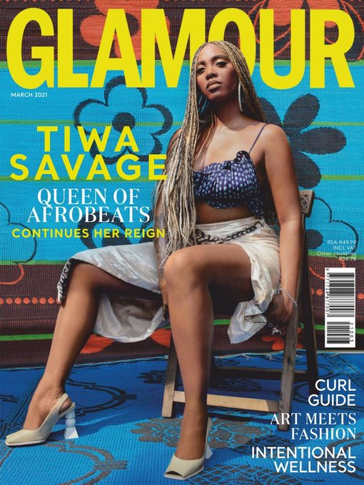 Title details for GLAMOUR South Africa by Content Nation Media (Pty) Ltd - Available