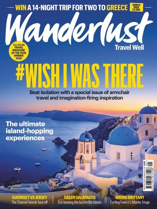 Title details for Wanderlust by Wanderlust Travel Media Ltd. - Available