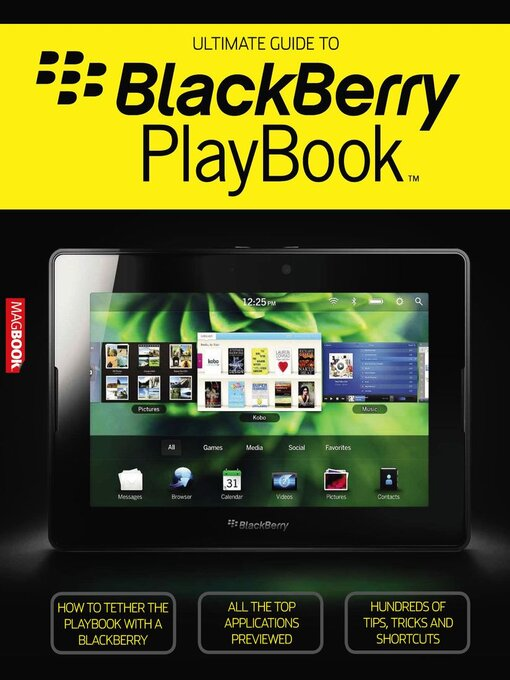 Title details for The Ultimate Guide to BlackBerry PlayBook by Dennis Publishing UK - Available