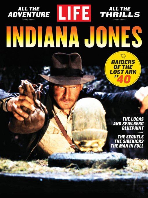 Title details for LIFE Indiana Jones by Meredith Corporation - Available