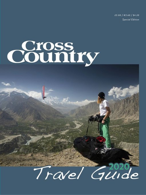 Cross Country Travel Guide