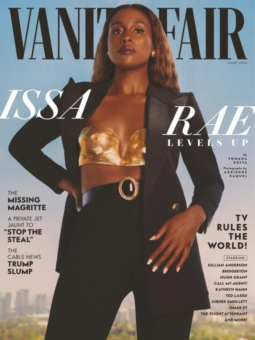 Title details for Vanity Fair UK by Conde Nast Publications Ltd - Available