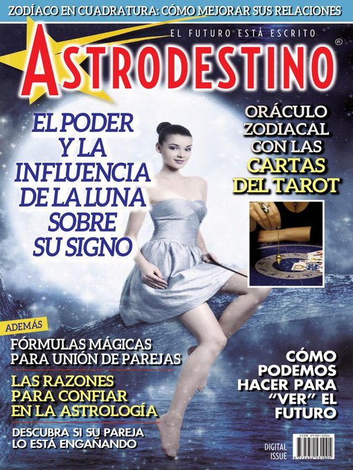 Title details for Astrodestino by Media Contenidos - Available