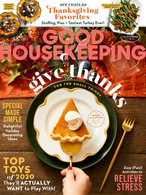 Title details for Good Housekeeping by Hearst - Available