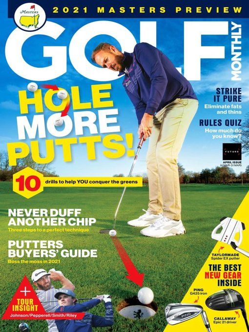 Title details for Golf Monthly by Future Publishing Ltd - Available