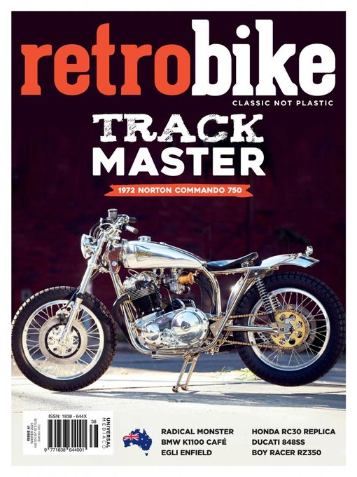 Title details for Retrobike by Universal Wellbeing PTY Limited - Available