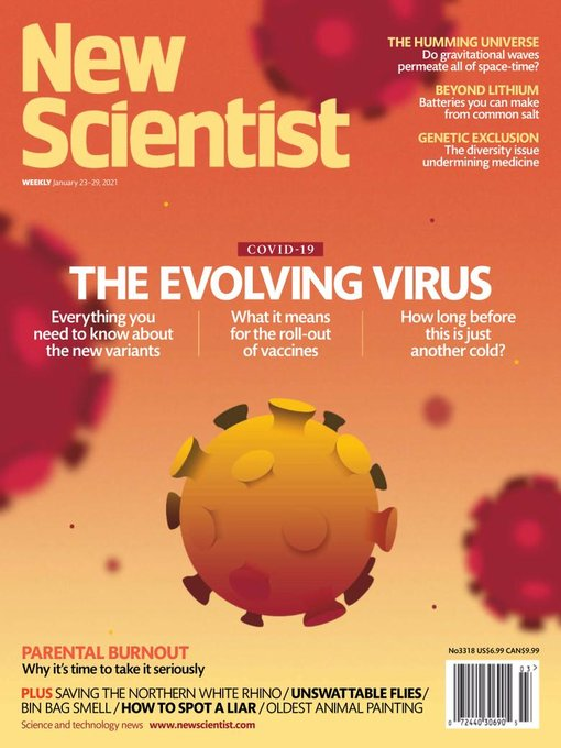 Title details for New Scientist by New Scientist Ltd - Available