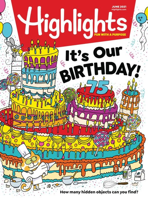 Title details for Highlights for Children by Highlights for Children, Inc. - Available