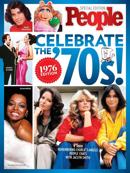 Title details for PEOPLE Celebrate the 70s: 1976 Edition by Meredith Corporation - Available