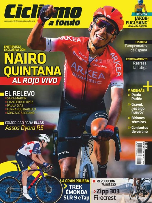 Title details for Ciclismo a Fondo by Motorpress Iberica - Available