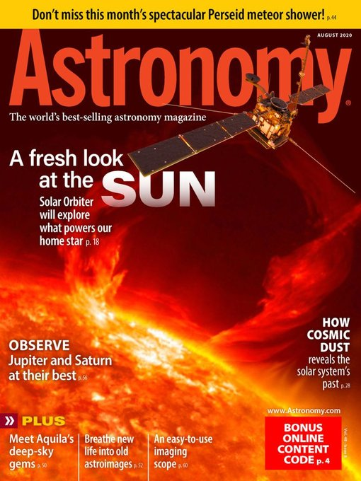 Title details for Astronomy by Kalmbach Publishing Co. - Magazines - Available